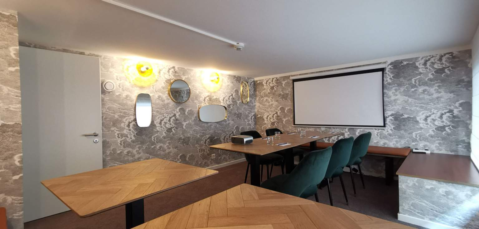 Hotel D Geneva, Switzerland · Business meetings in Geneva