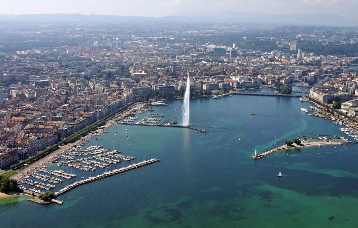Hotel D Geneva · 4-Sterne-Designhotel, Genf Stadtzentrum